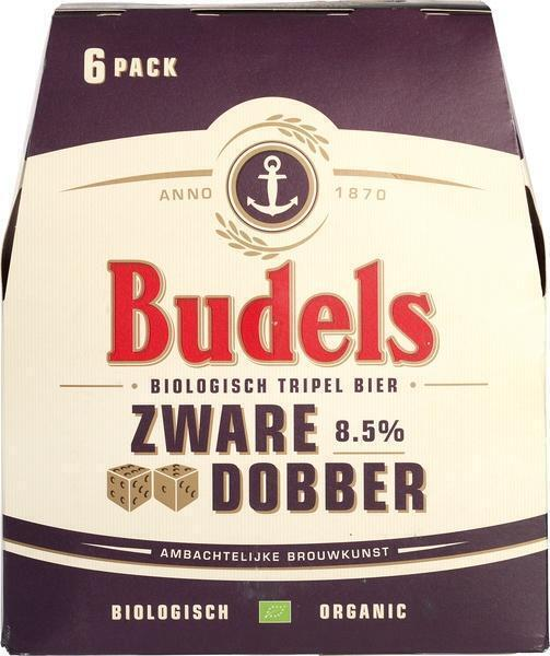 Budels Zware Dobber (glas, 33cl)