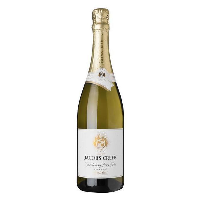 Sparkling Chardonnay Pinot Noir (glas, 0.75L)