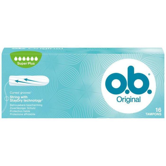 OB Original super plus