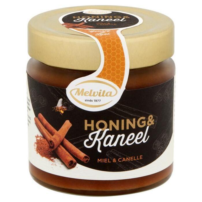 Melvita Honing & Kaneel 250 g (250g)