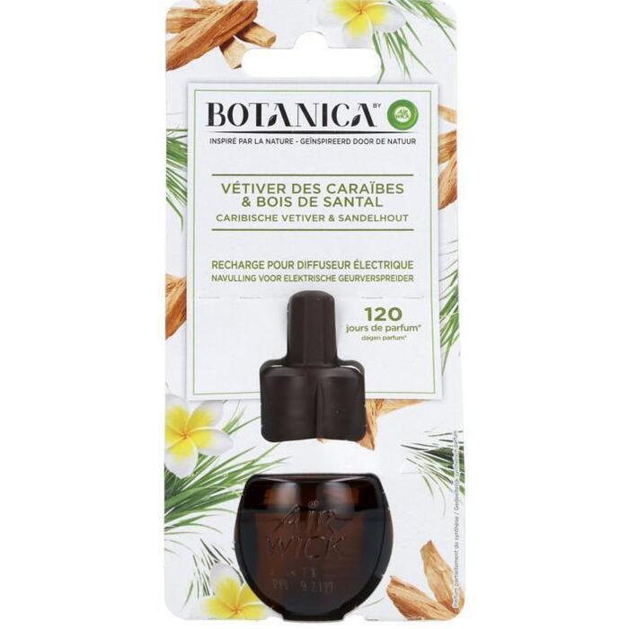 Airwick Botanica Caribbean navulling (19ml)