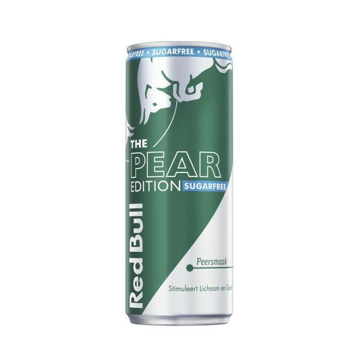 Red Bull Zero Pear (250ml)
