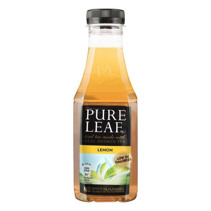 Lemon Tea (petfles, 0.5L)