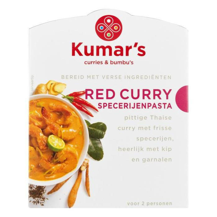 Red Curry Specerijenpasta (80ml)