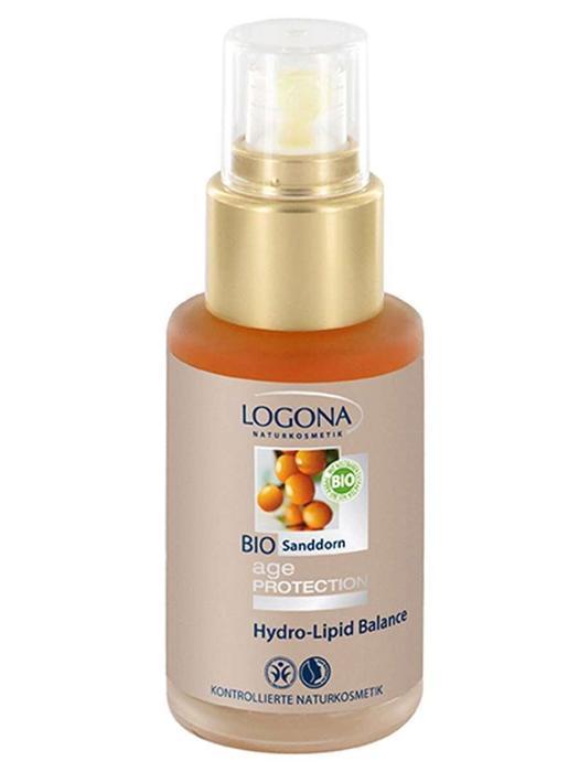 Age Protection Hydro-Lipid Balance Logona 30ml (30ml)