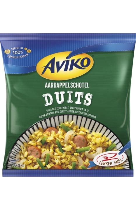 Aardappelschotel Duits (zak, 450g)
