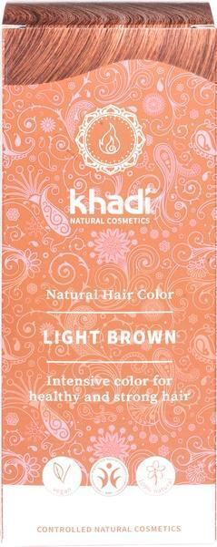 Hair colour light brown (100g)