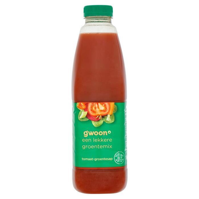 g'woon Tomaat - groente sap (1L)