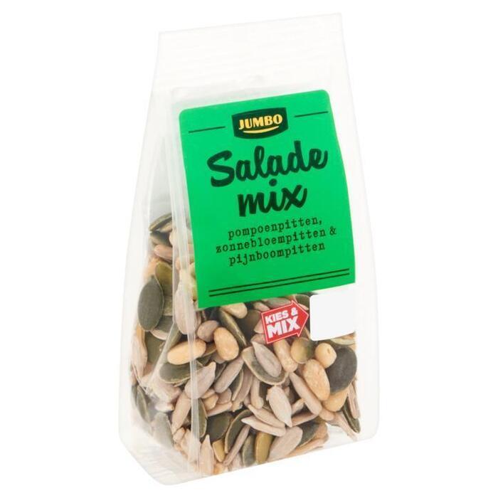 Jumbo Salademix Pompoen-, Zonnebloem- & Pijnboompitten 50 g (50g)