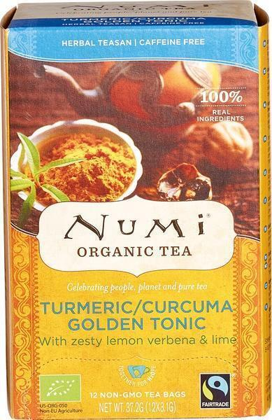 Turmeric Tea golden tonic (12 st.)