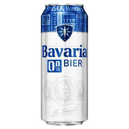 Bavaria Premium Pilsener (rol, 50 × 0.5L)