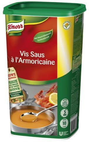 Knorr Vissaus Armoricaine 1Kg 6X (6 × 1kg)