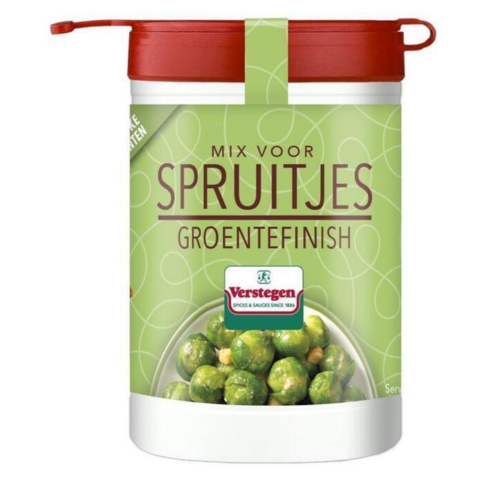 Verstegen Groentefinish spruitjes (48g)