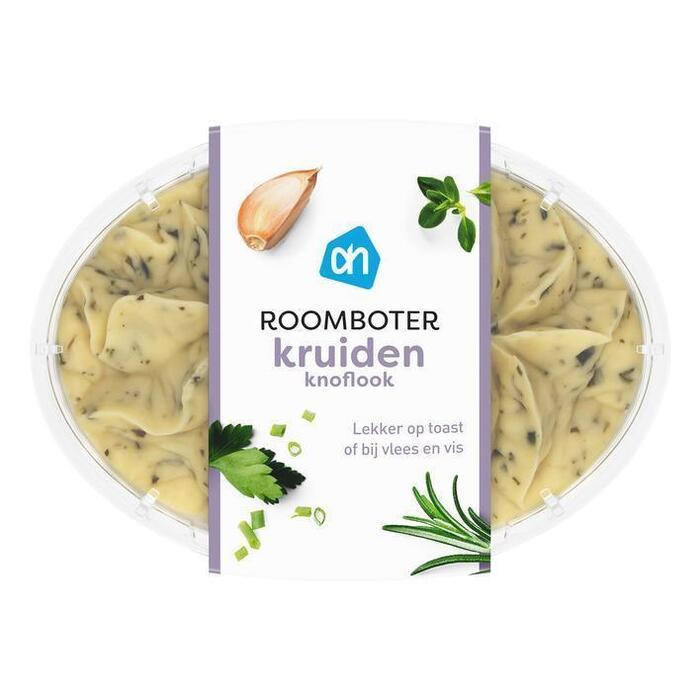 AH Roomboter kruiden knoflook (100g)