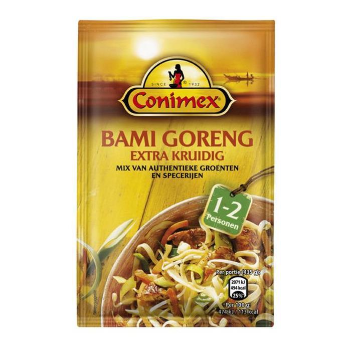 Conimex Mix voor Bami Goreng 25gr 18x (25g)