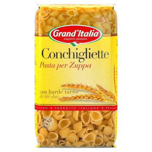 Pasta per zuppa conchigliette (250g)