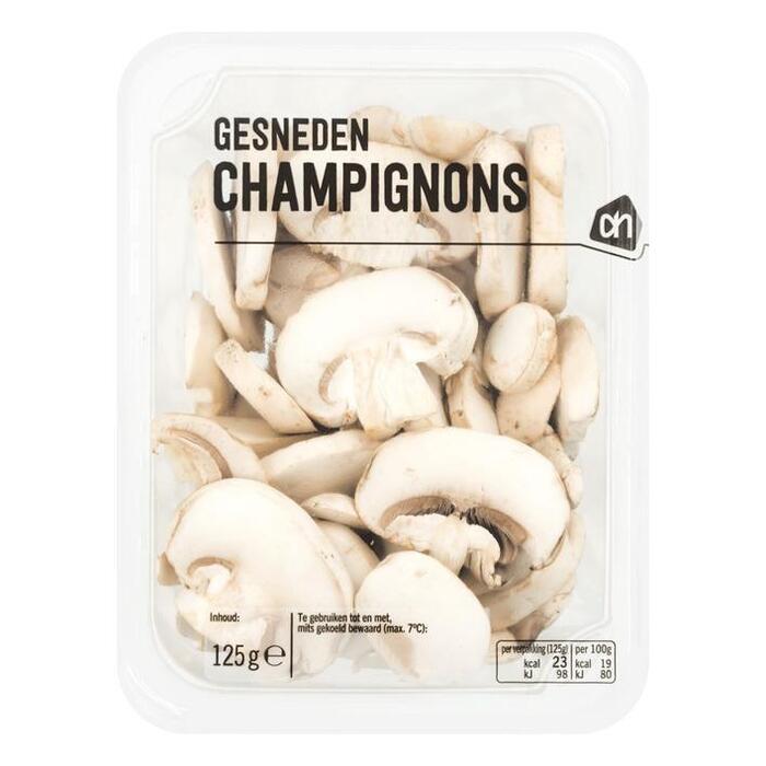 AH Gesneden champignons (125g)