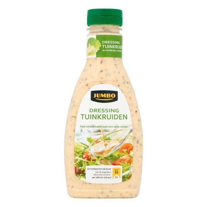 Jumbo Tuinkruiden Dressing 450ml (45cl)