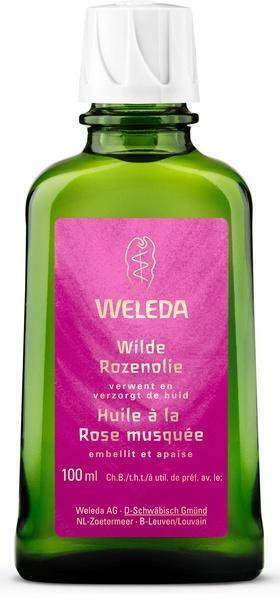 Wilde rozenolie (100ml)