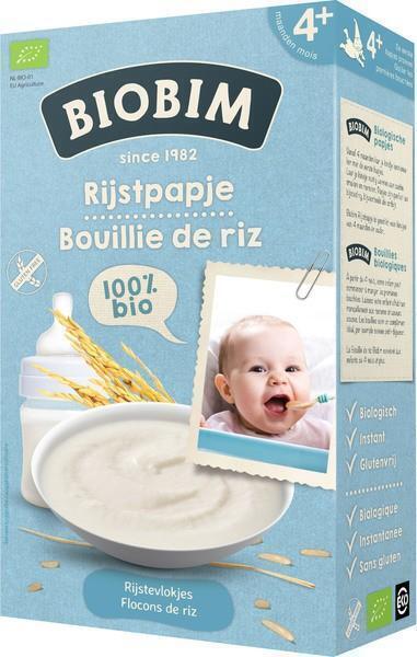 Rijstpapje 4+ maanden (200g)