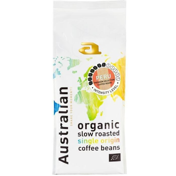 Australian Coffee beans single origin biologisch (500g)