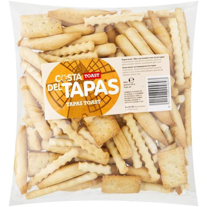 Toast mix Andaluz (200g)
