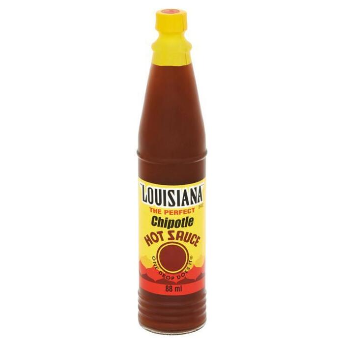 Louisiana The Perfect Chipotle Hot Sauce 88ml (88ml)