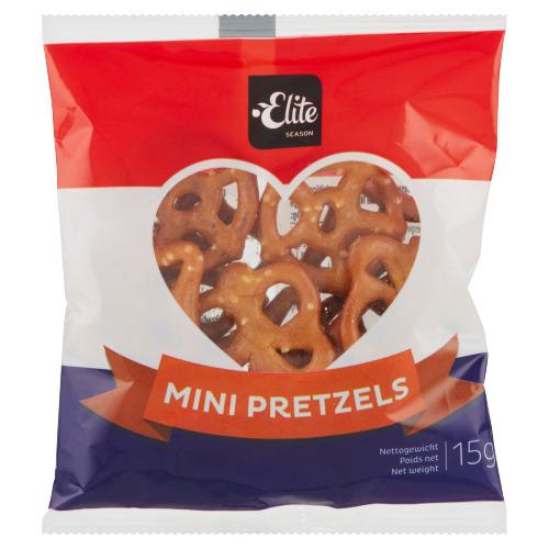 Elite Mini Pretzels 15 g (15g)