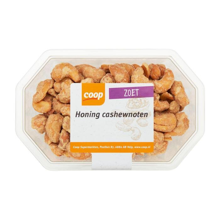 Coop Honing cashew mix (225g)