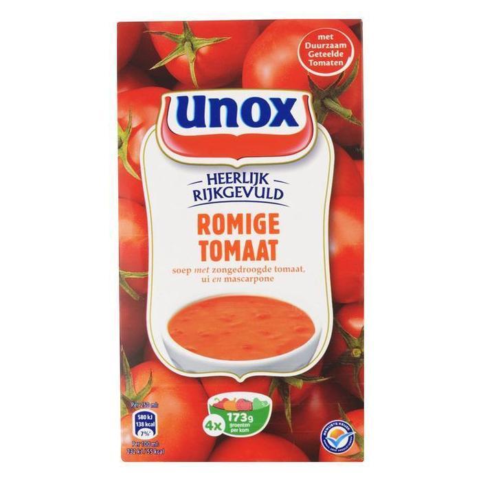 Romige Tomatensoep (pak, 1L)