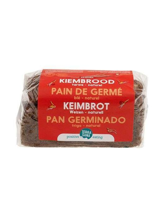 Gekiemd brood naturel (zak, 400g)