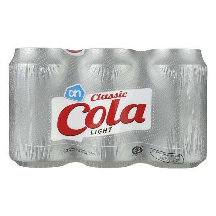 AH Cola light (6 × 33cl)