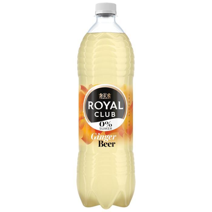 Royal Club Ginger beer 0% (1L)