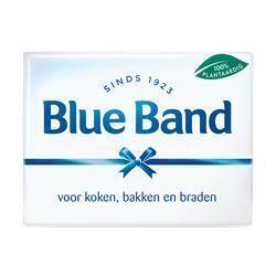 Doos Blue band Wikkel 250 GR