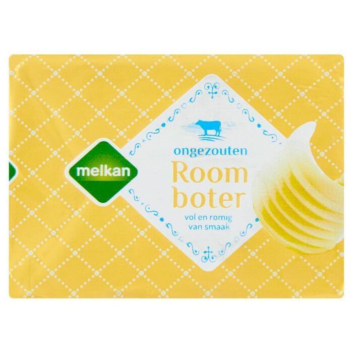 Roomboter Ongezouten (r, 250g)