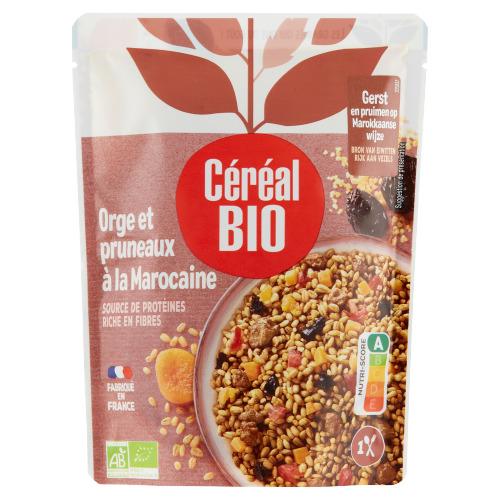 Céréal Bio Gerst & Pruimen op Marokkaanse Wijze 220 g (220g)
