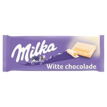 Milka Wit (tablt, 100g)