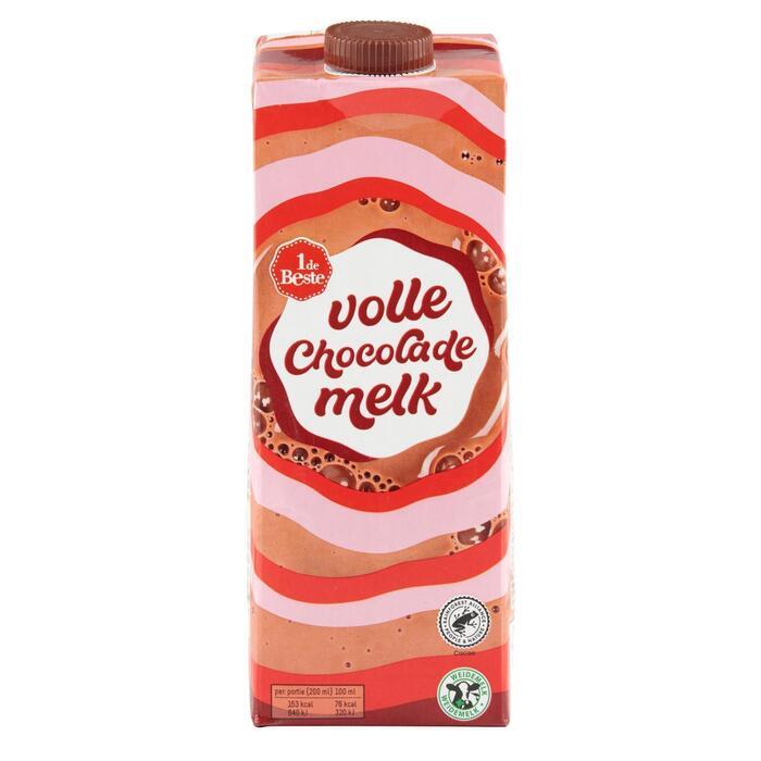 Chocolademelk vol (1L)