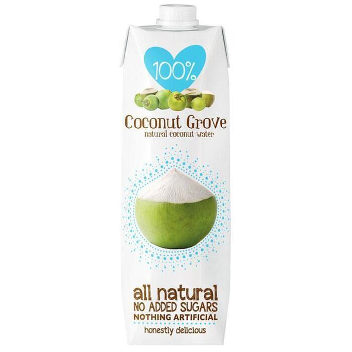 Natuurlijke Kokoswater (pak, 1L)