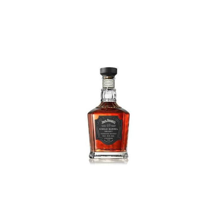 Jack Daniels Single barrel select Tenessee whiskey (rol, 0.7L)