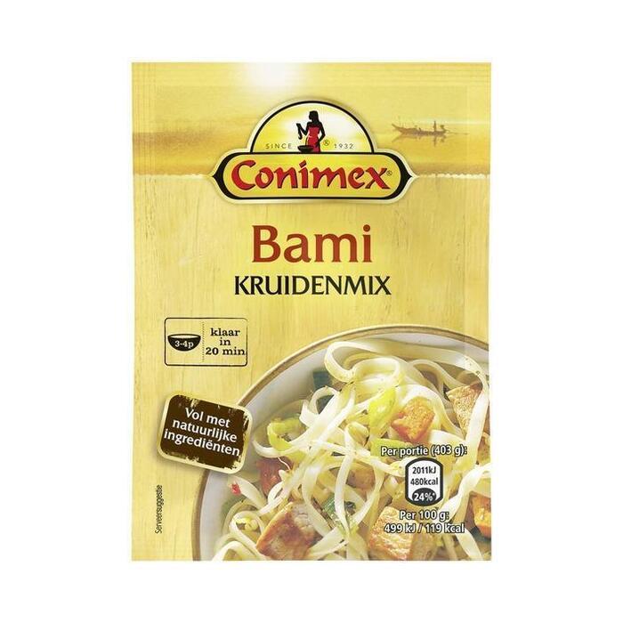 Mix voor bami (22g)