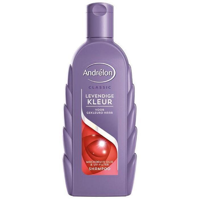 Andrelon Shampoo levendige kleur (30cl)