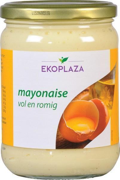 Mayonaise Vol en Romig (pot, 490g)