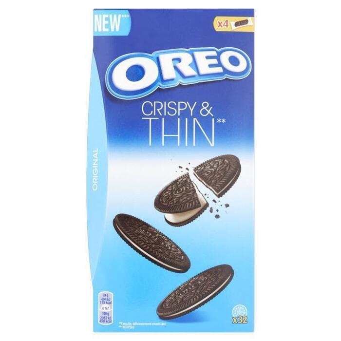 Oreo Original Crispy & Thin 32 Stuks 192 g (192g)