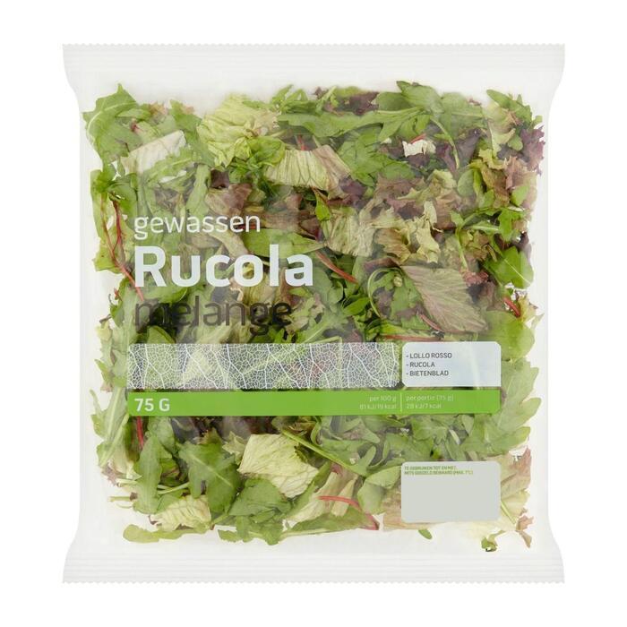 Rucola slamelange (75g)