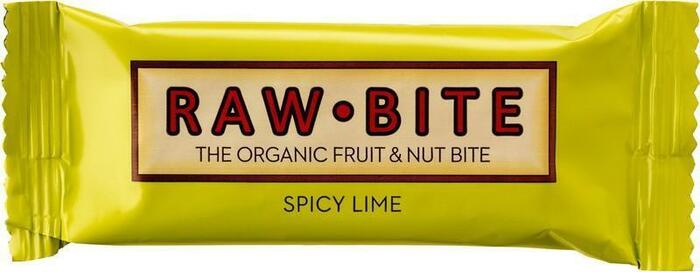 Fruit & nut bite spicy lime (50g)