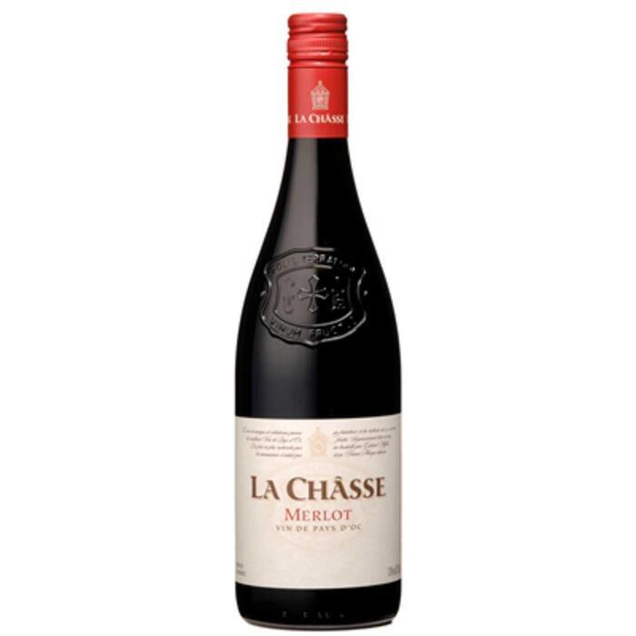 La Châsse Merlot (0.75L)