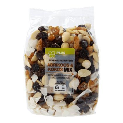 Ontbijtverrijker abrikoos kokos (275g)
