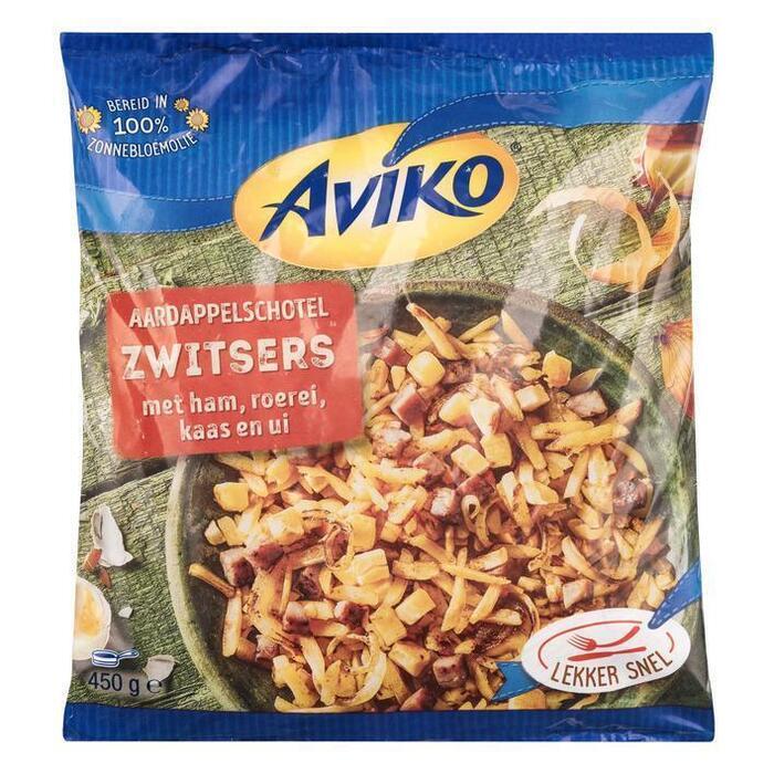 Aardappelschotel Zwitsers (Stuk, 450g)