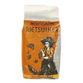 Biologische rietsuiker (zak, 1kg)
